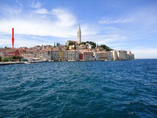 Rovinj Sea view apartment Xenia