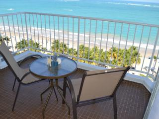 Isla Verde - Beachfront Apartment - Ocean View!!!