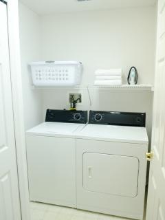 High capacity laundry facilities