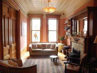 Elegant family 4-bed Victorian house, close to all, Nova York