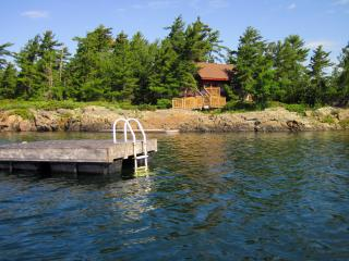 McGregor Bay Island Cottage Rental, Little Current