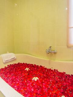 En Suite Bathroom Luxury Room 1st Floor