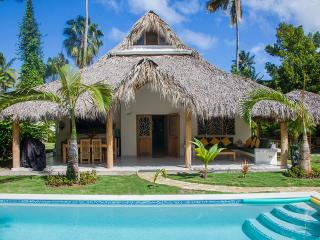 Villa Clarissa V, walking to the beach/restaurants, Las Terrenas