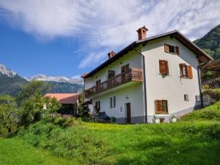 Apartment house in Triglav national park, TolminSI