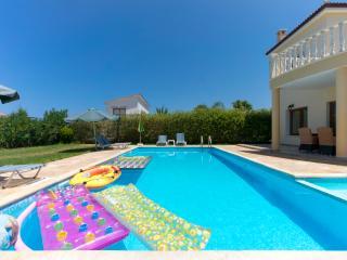 3BR-3BA modern villa, private pool,100m from beach