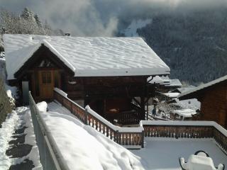 Chalet Rayon de Soleil Villars sur Ollon Swiss, Gryon