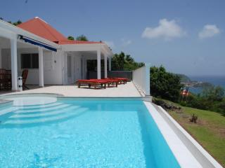 Villa Henson, St Barts using 1 bedroom (2 pers)