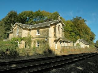 Castle Howard Station - Platform 1