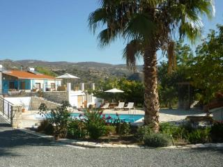 Peace and Quiet at Cyprus Country Holidays, Vavla