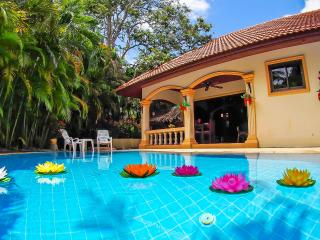 Enchanting 2 Bedroom Private Pool Villa - Lakeside, Rawai