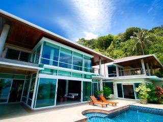 Spectacular sea views, luxury villa near beach 6B, Cape Panwa