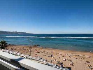Beachfront apartment Las Canteras, Las Palmas