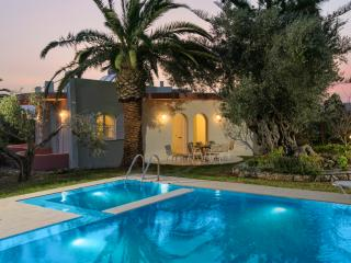 VILLA GRAMBELLA    with  a private pool and children pool  in an olive grove