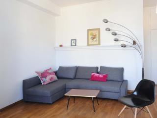 Salon avec sofabed