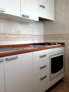 kitchenette...