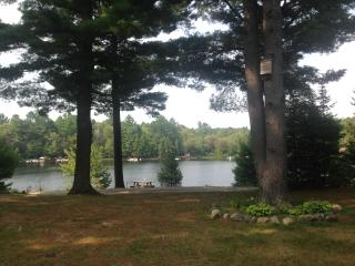Waterfront Cottage Rental On Prospect Lake, Bracebridge