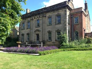 Lea Hall 10 bedroom en-suite Listed Manor House