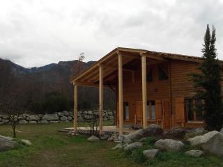 Chalet Bois mont Canigou, Corneilla-de-Conflent