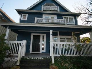Westcoast Craftsman Stunner!, Vancouver