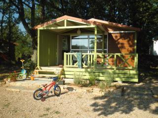 Camping calme, convivial au coeur du Quercy
