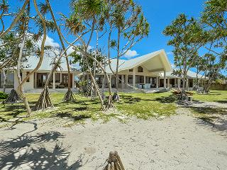 Beach Villa 'GUDFELA PLES', White Sands, Vanuatu, Port Vila