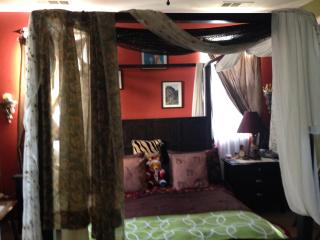 African Style Room For Desert Trip, Indio