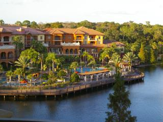 TWO BR Condo at popular Wyndham Bonnet Creek Resort, Orlando/BV!