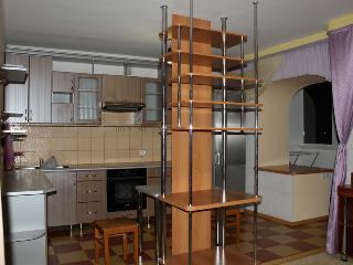 Azure apartment, Barnaul