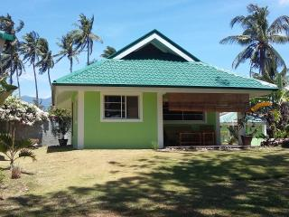 Beach side single room Bungalow, Zamboanguita