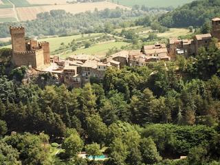 Castello di Proceno - Appartamento Autunno