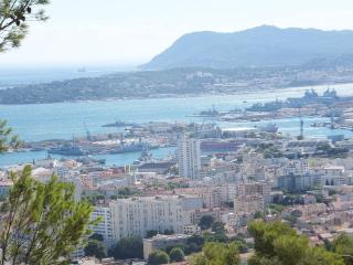 studio vue mer, Toulon