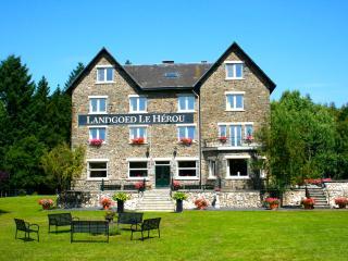 Ardennen Landgoed Le Herou 4* locatie op 8 ha 60p, La Roche-en-Ardenne