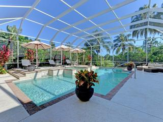 Luxury Sarasota Golf Home special rates Dec16