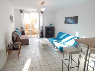Studio Cannes - 40m² - 4 couchages.
