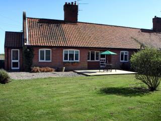 Cowmans Cottage at Dairy Barns, Hickling