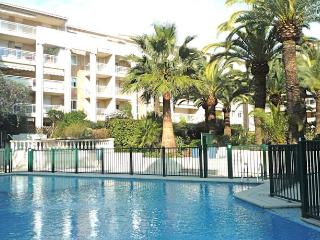 Appartement - 6 couchages - Terrasses et piscine., Cannes
