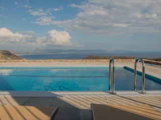 Thalassa Villa, unique sea views!, Rethymnon