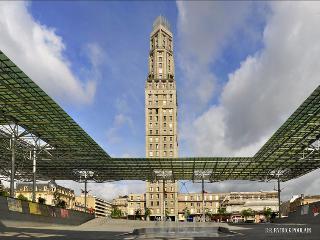 PANORAMA MAGIQUE 360° AU 19EME ETAGE CENTRE VILLE, Amiens