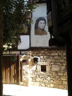 Mogarraz y su retratos típicos. Pueblo de interés turístico nacional. Visita recomendada Casa Salva