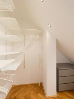 Camera da letto / cabina armadio