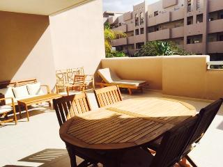 Cozy new apartments with big terrace, Playa Paraiso