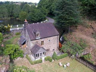 Lovely Converted Watermill in Quiet Rural Setting