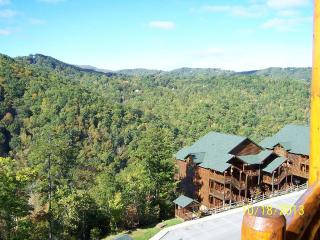 1Bedroom, Sleeps 4.New Unit On Top of the Mountain, Gatlinburg