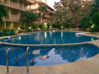 Beautiful and Airy 2 BR Apartment in North Goa, Arpora