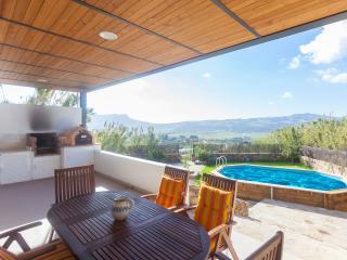 spectacular casa de diseño en Tarifa campo y mar
