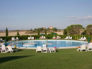 Appartamento Trilocale con piscina vicino Siena, Isola d'Arbia