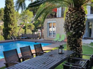 Villa avec piscine capacité 16 pers., Lloret de Mar