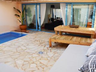 Casa en Ibiza. CALA TARIDA I, Ibiza-stad