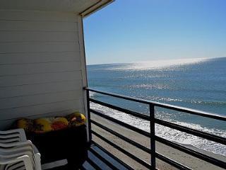 HGTV featured property-oceanfront/top floor, Garden City Beach
