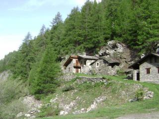 Chalet di montagna, Courmayeur